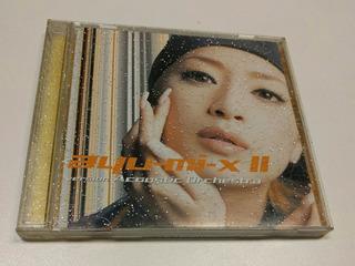 Ayumi Hamasaki Ayu-mi-x Ii Acoustic Orchestra Cd De Musica