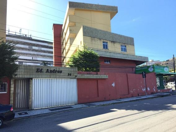 Apartamento Com 2 Dormitórios À Venda, 65 M² Por R$ 215.000,00 - Fátima - Fortaleza/ce - Ap4332