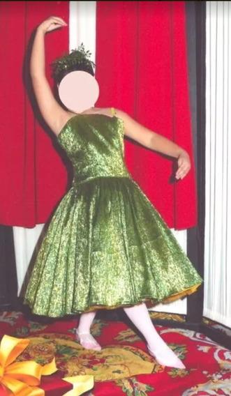 Vestido O Disfraz De Ballet Niña