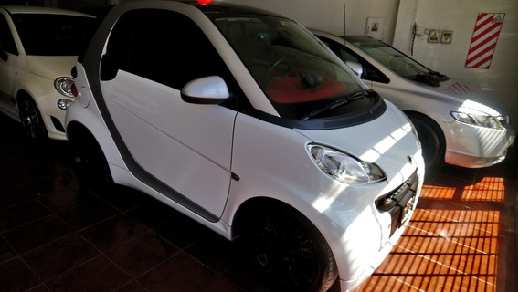 Smart Fortwo 1.0 Black&white Look By Infinit 2012