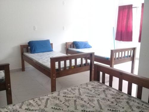 Kitnet Com 1 Dormitório Para Alugar, 34 M² Por R$ 1.000,00/mês - Morro De Nova Cintra - Santos/sp - Kn0211