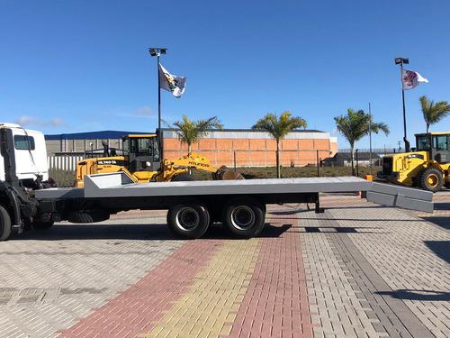 Plataforma Automotiva 2020 Truckado=prancha,reboque,carga