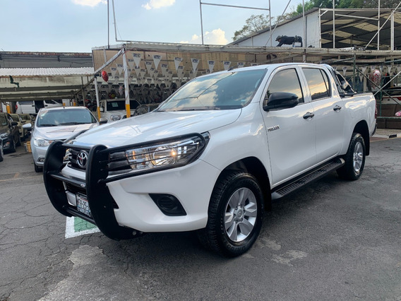 Toyota Hilux Cab-mid 2018