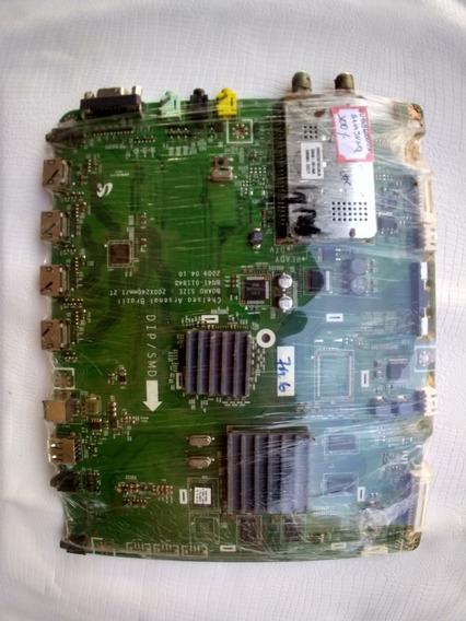 Placa Principal Un46b6000vm Samsung