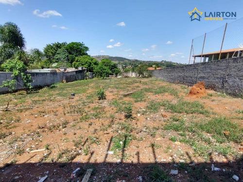 Imagem 1 de 5 de Terreno À Venda, 1100 M² Por R$ 150.000 - Chácaras Fernão Dias - Bragança Paulista/sp - Te0726