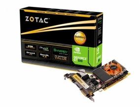 Placa De Video 2gb Geforce Zotac Gt 610 Ddr3 64 Bits