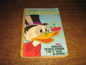 Almanaque Tio Patinhas Nº 17 Dezembro/1966 Editora Abril