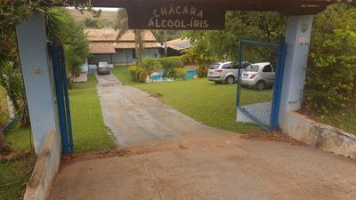 Chácara Residencial À Venda, Recanto Dos Dourados, Campinas. - Ch0349