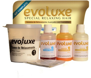 Mini Kit Completo De Relaxamento Regular Evoluxe 225g