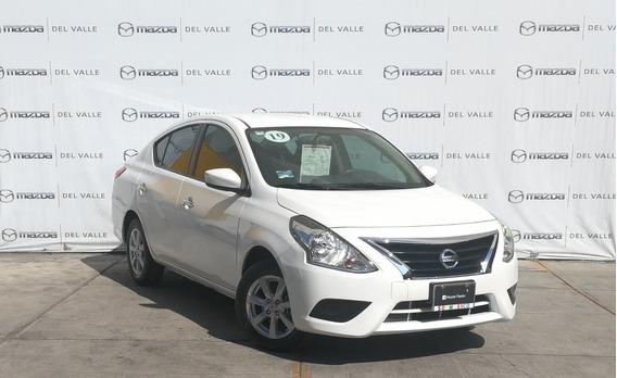 Nissan Versa 2019 Sense Mt (0154)