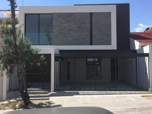 Casa En Venta Nueva En Bugambilias, Zapopan Jal.