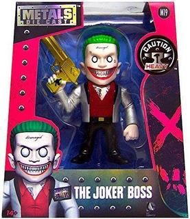 Wabro 97567 Muñeco Metal Die Cast The Joker