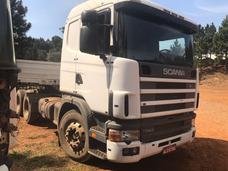 Scania G 400, Com Carreta