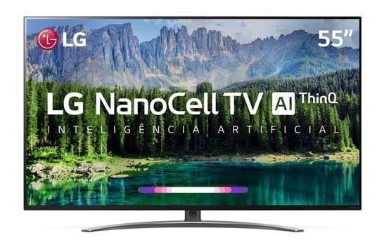 Smarttv 4k Lg 65 Nanocell Ai 4kma Dolby 65sm8600psa