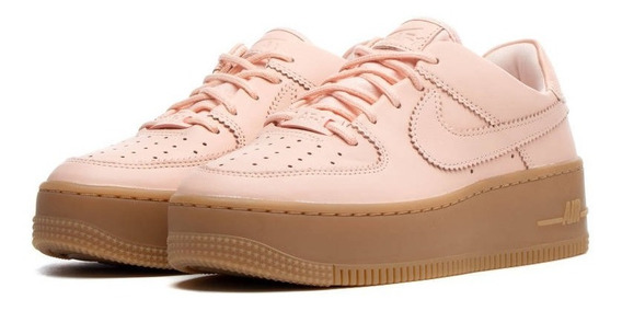 Zapatillas Nike Air Force 1 Sage Low Lx Mujer Originales