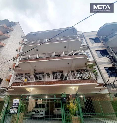 Apartamento Com 2 Dormitórios À Venda, 90 M² Por R$ 300.000,00 - Vila Valqueire - Rio De Janeiro/rj - Ap0281