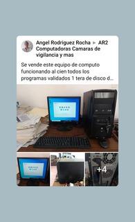 Computadora De Escritorii
