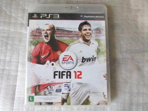 Fifa 12 Original Para Playstation 3 - Ps3