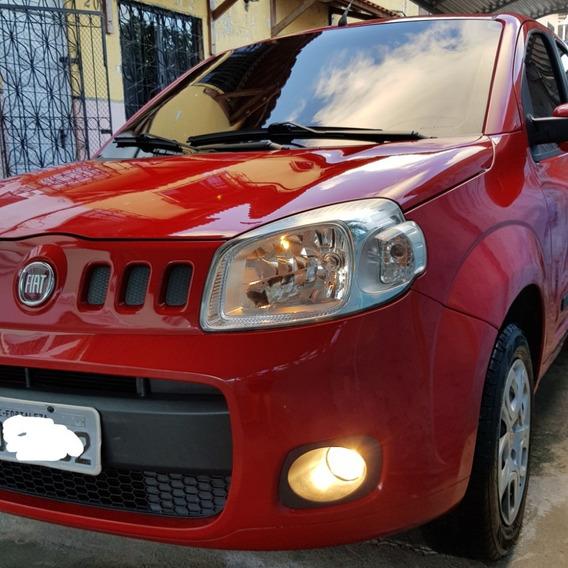 Fiat Uno Vivace 11/12 - Completo - Leia O Anuncio
