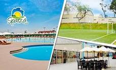 Club Sparza Membresia 19 Años