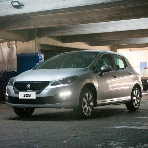 Peugeot 308 Allure 1.6l Hdi Mt   115cv   0km 2021