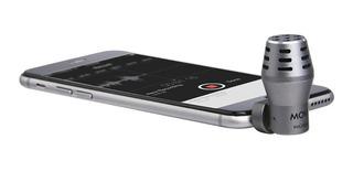 Microfone Condensador Boya By-a100 Para Smartphones