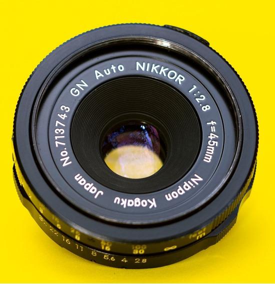 Nikon Lente Pancake