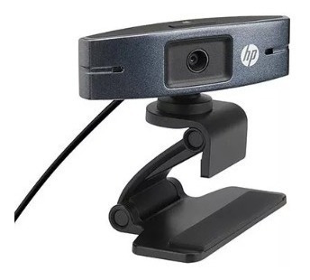 Webcam Hp 720p Hd2300 Com Videos Chamadas E Microfone Embuti