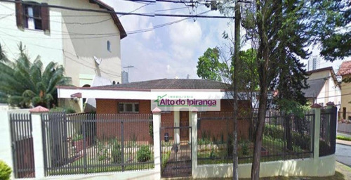 Casa Com 3 Dormitórios À Venda, 255 M² Por R$ 1.380.000,00 - Jardim Da Saúde - São Paulo/sp - Ca0220