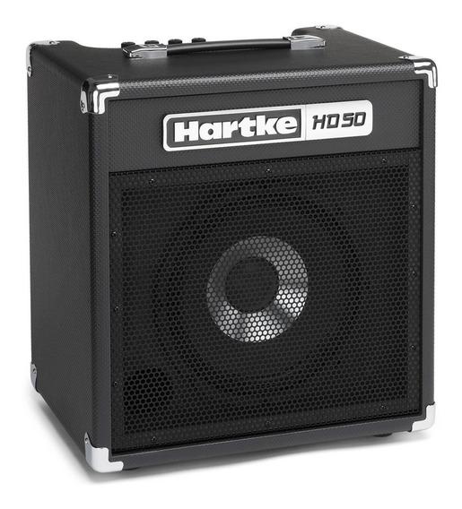 Bafle A P/bajo 50w 1x10 Dydrive Hd50 Hartke Promocion
