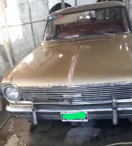 Imagen 1 de 12 de Chevrolet 400 M70