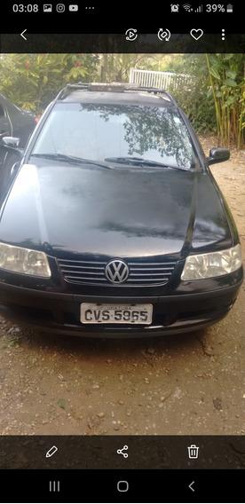 Volkswagen Parati 2000 2.0 16v Gti 5p