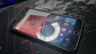 Moto G4 Plus 32gb Xt1640 Usado 100% Funcionando