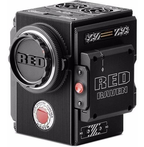 Red Digital Cinema Raven Brain 4.5k Dragon Sensor Ef (corpo)