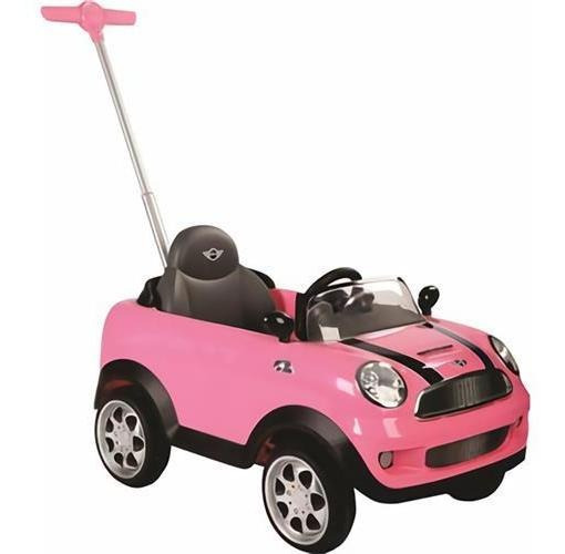 Auto Coche Empuje Caminador Mini Cooper Push Car Kiddy Pata