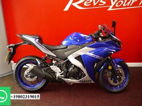 2018 Yamaha Yzf R3 Abs