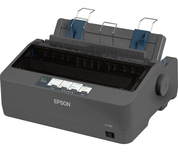 Impressora Matricial Epson Lx350 Edg