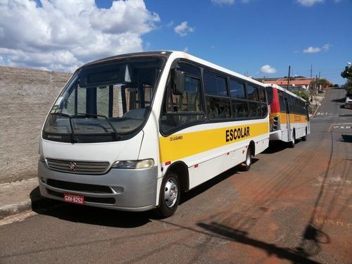 Imagem 1 de 8 de Micro Ônibus Marcopo 2005