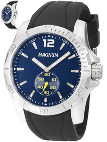 Relógio Masculino Magnum Sports Analógico Ma34905f Original