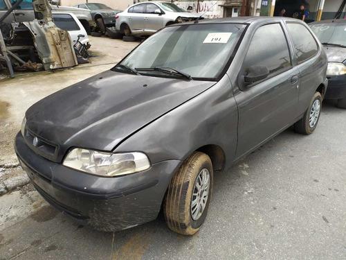 Fiat Palio Ex 2001 (sucata Somente Peças)