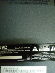 Placa Da Fonte Da Tv Led Jvc Lt55n935b