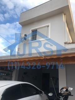 Sobrado Com 3 Dormitórios À Venda, 200 M² Por R$ 700.000 - Jardim Tupanci - Barueri/sp - So0897