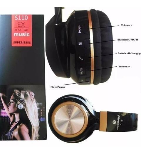 Audifonos Sony S110 Wireless Headphones