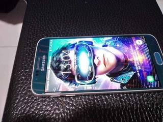 Samsung Galaxy S6 Flat (semi Novo)3 Gb Ram 34 Gb Armaz.
