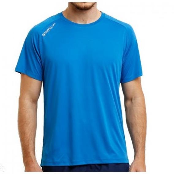 Camisa De Poliéster Speedo Raglan Uv50+