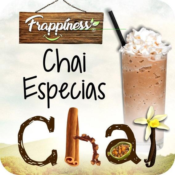 2 Kg Chai De Especias Artesanal En Polvo Para Frappe O Latte