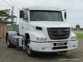 Mb 1635 Atron 4x2 Motor Com 67.878 Km