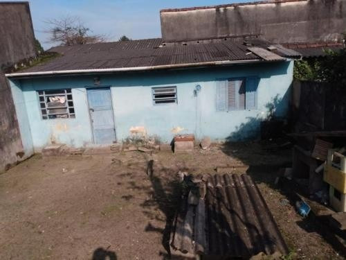 Casa Com Terreno Amplo No Umuarama Em Itanhaém - 5927 | Npc