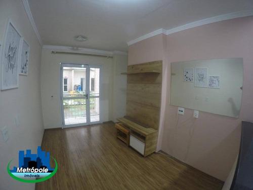 Apartamento Com 2 Dormitórios, 49 M² - Venda Por R$ 220.000,00 Ou Aluguel Por R$ 867,16/mês - Jardim Bela Vista - Guarulhos/sp - Ap1334