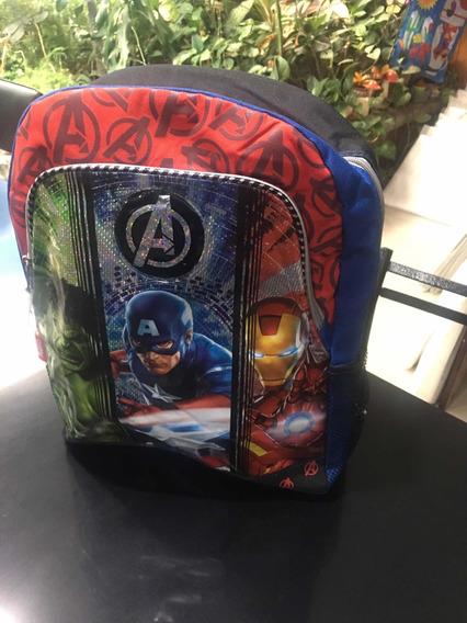 Mochila De Avengers
